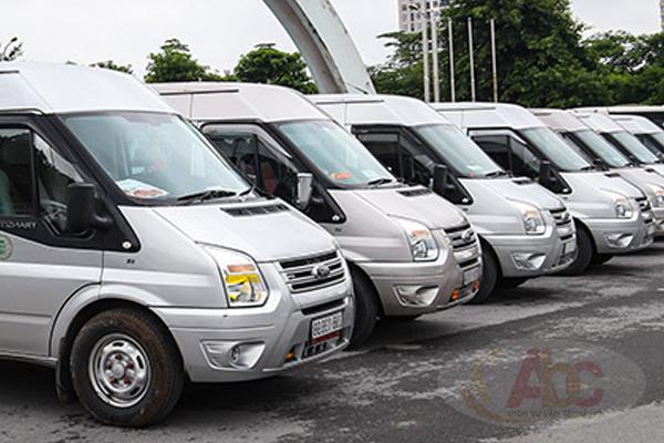 Công ty chuyên cho thuê xe 16 chỗ đi Quảng Ninh giá rẻ tại Hà Nội