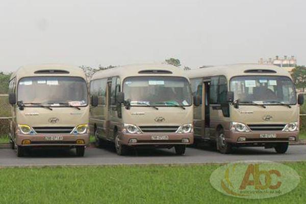 Công ty cho thuê xe 29 chỗ Hà Nội đi Quảng Ninh - Ưu đãi hàng tuần tới 10%
