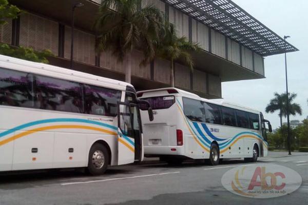 Công ty cho thuê xe 45 chỗ đi du lịch Quảng Ninh giá rẻ tại Hà Nội