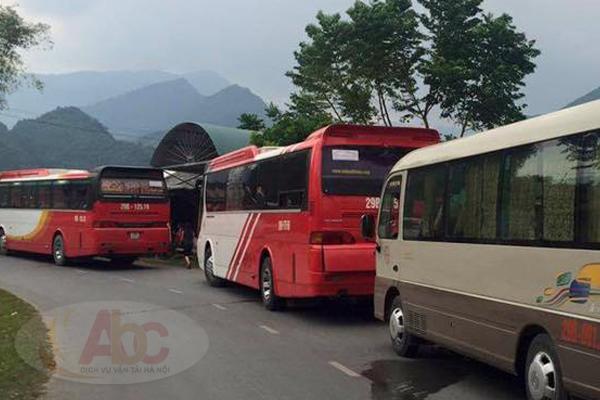 Công ty cho thuê xe 29 chỗ đi Hà Giang giá rẻ tại Hà Nội
