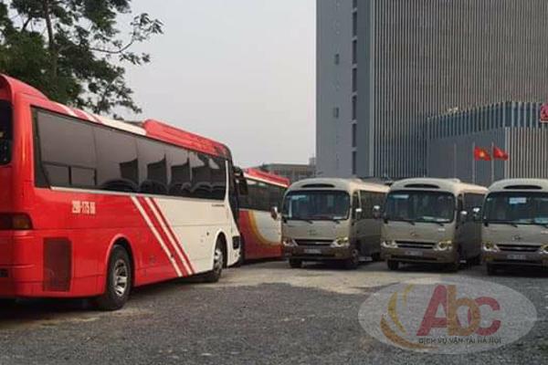 Công ty cho thuê xe 45 chỗ đi Hà Giang tại Hà Nội