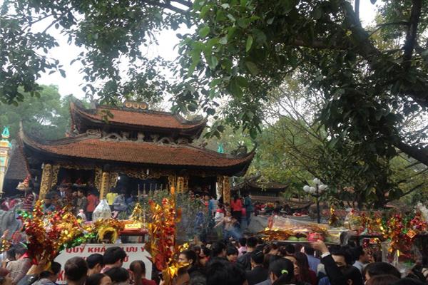 Đền Bà Chúa Kho - Bắc Ninh