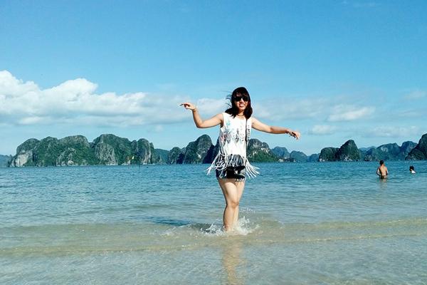 ân Đồn trở thành một tâm điểm du lịch đáng chú ý khi tới Quảng Ninh