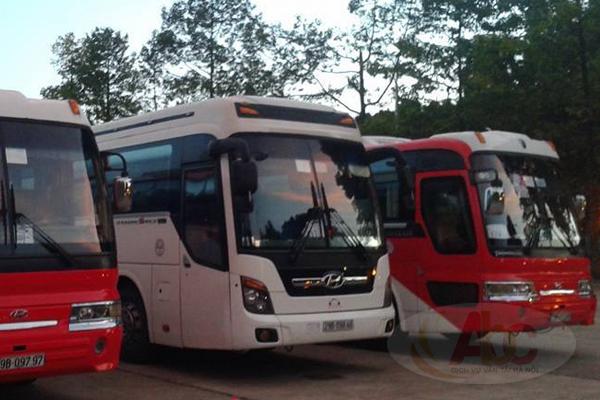 Công ty vận tải cho thuê xe 45 chỗ giá rẻ tại Hà Nội