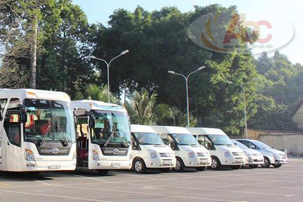 Công ty chuyên cho thuê xe đi Quất Lâm giá rẻ tại Hà Nội