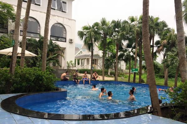 Cho Thuê Xe Đi Ba Vi Resort