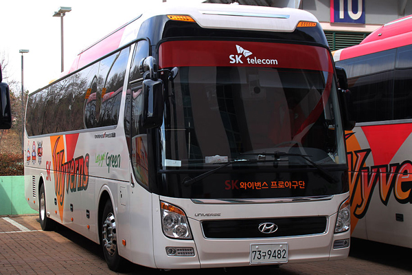 Hyundai Universe Xpress Noble (Face-Lifted)