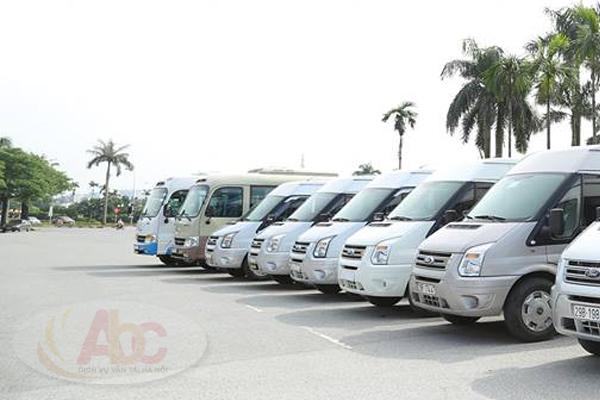 Công ty cho thuê xe 16 chỗ đi Tam Đảo giá rẻ tại Hà Nội
