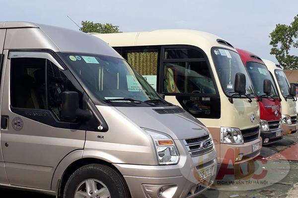Dịch vụ cho thuê xe đi Nam Địnhgiá rẻ từ 4 chỗ đến 45 chỗ tại Hà Nội