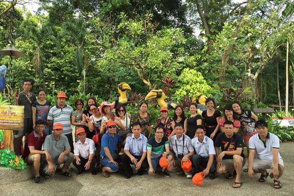 Vườn chim Jurong (Jurong Bird Park)