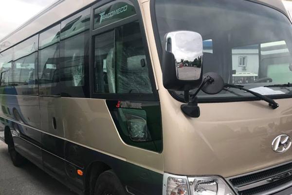 Cho thuê xe 29chỗđi Lạng Sơn