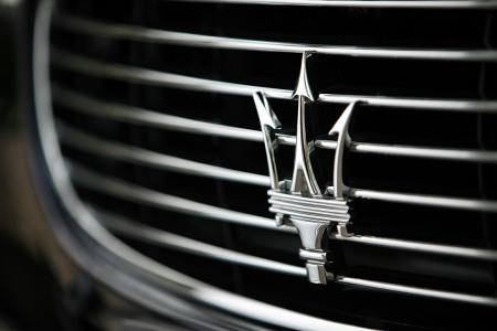 Logo của Maserati